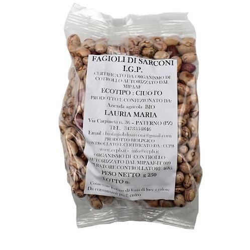 buy Sarconi Ciuoto organic Italian white beans online