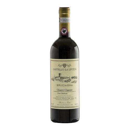 Chianti Classico Gran Selezione DOCG 2015 Organic Red Wine (Box of 6x75cl)