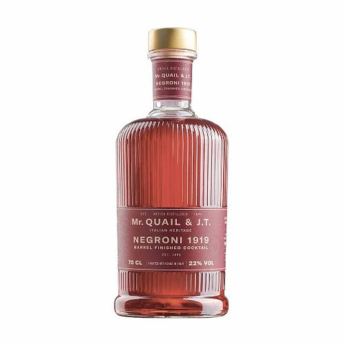 buy negroni 1919 Mr.Quail&JT ready made online shop