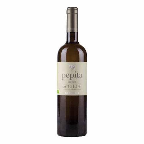buy Pepita Bianco DOC Sicilia Organic White Wine online shop