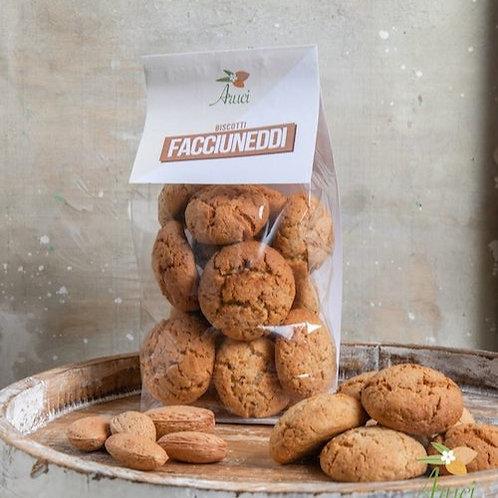 shop online facciuneddi Sicilian biscuits with almonds