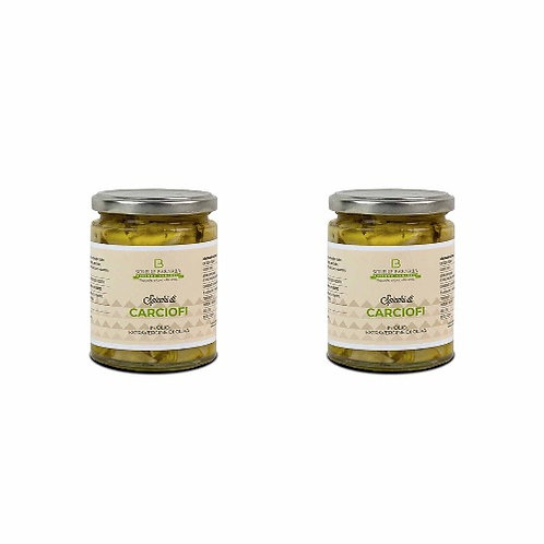 buy Marinated Artichokes wedges in Extra Virgin Olive Oil online shop