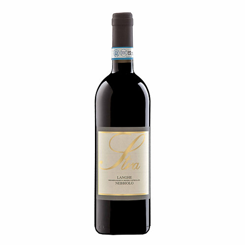 Langhe Nebbiolo DOC 2017 Italian Red Wine from Piedmont Novello shop online delivery