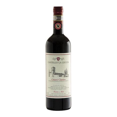 Chianti Classico DOCG Organic Wine 2016 | Castello La Leccia