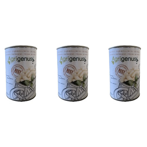 buy fagioli cannellini beans from Acerra naples online shop