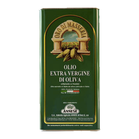 Strong Extra virgin olive oil - Annese from Apulia (1x 3Lt.)