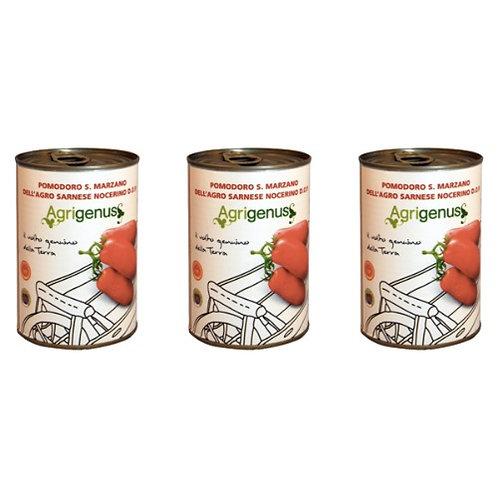 buy San Marzano peeled Tomatoes PDO Pomodoro Pelato San Marzano DOP tomater online