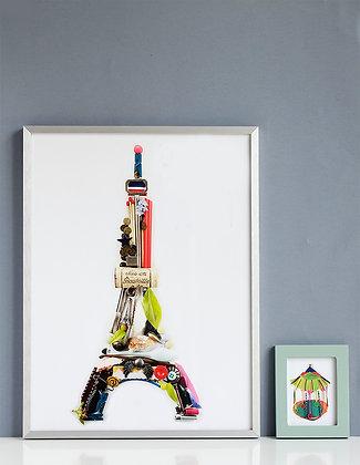 NOUVEAU ! / Tour Eiffel