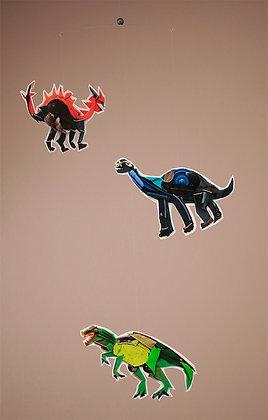 Trio de Dino