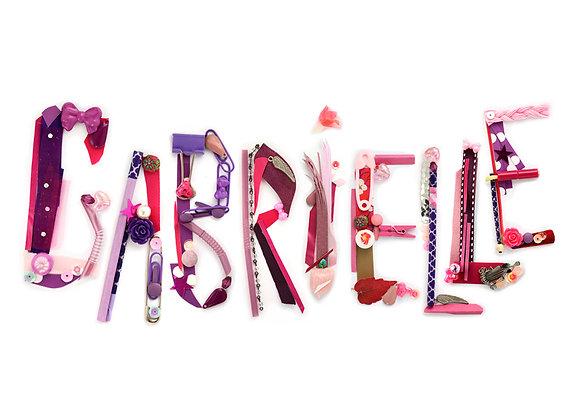 Sticker Gabrielle