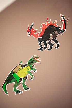 Grand Dinosaure ( à l'unité ou par deux )