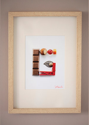 G Chocolat (21x29,7cm)