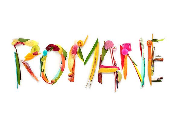 Sticker Romane