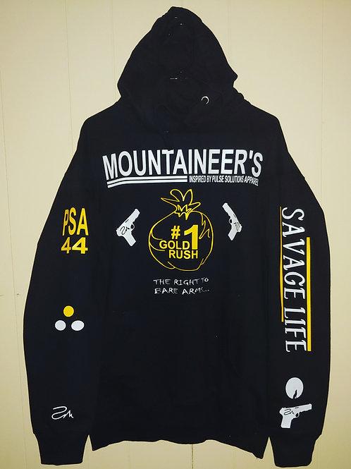 Custom Mountaineers Sweater