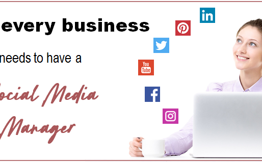 Why you need a Social Media Manager on your business