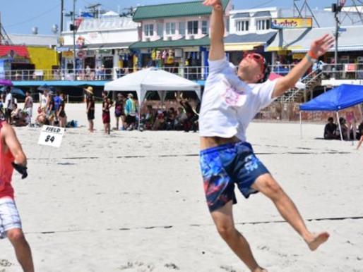Wildwood Daze-Looking back on a Beach Ultimate Frisbee Wham-O of a weekend