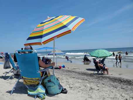 Wildwood Daze: Let me take you to the beach