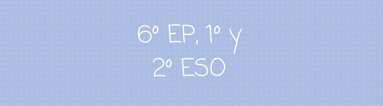 6º EP, 1º y 2º ESO Villanúa