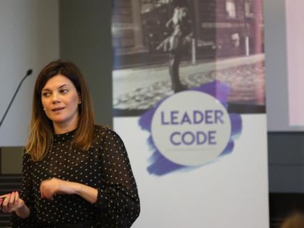 """""""Un líder no es el que manda, es el que inspira"""" Un proyecto para potenciar el liderazgo f"""