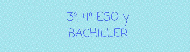 3º, 4º ESO y Bachiller Villanúa