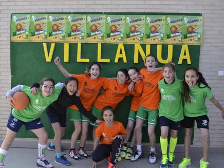 Éxito arrollador del Torneo 3x3 de Villanúa