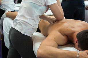 Athlete's Back Professional Massage afte