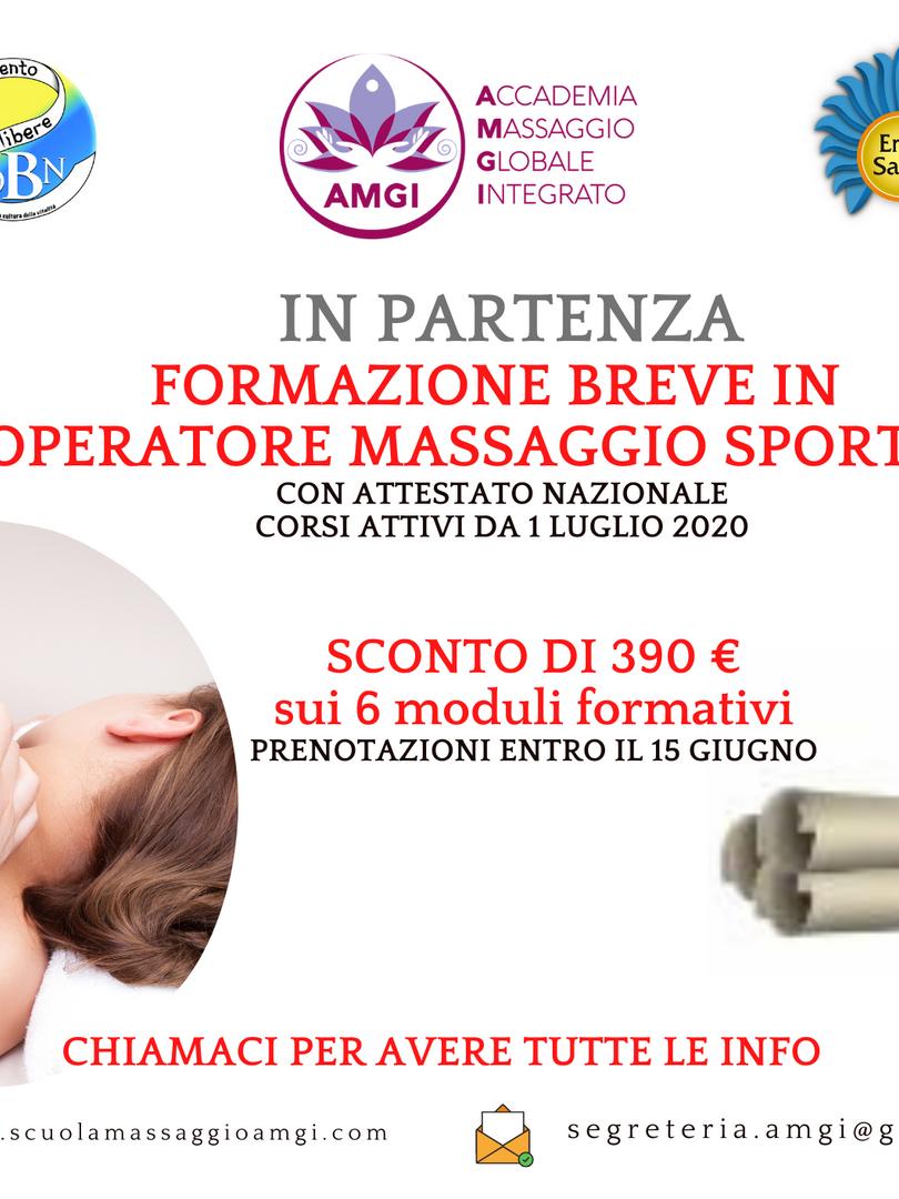amgi formazione breve operatore olsitico del massaggio