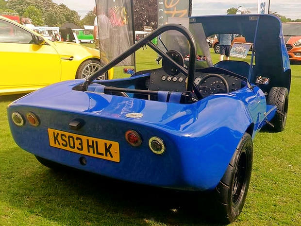 Fisher Fury kit car