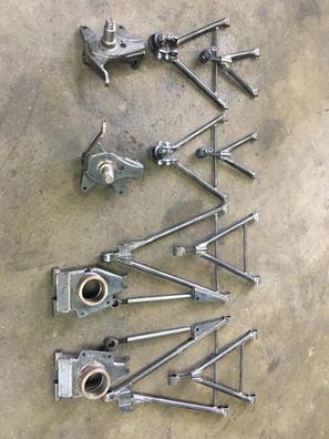 Fabrication of wishbones