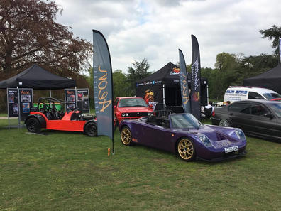 Aeon Motors by the Moat 2017