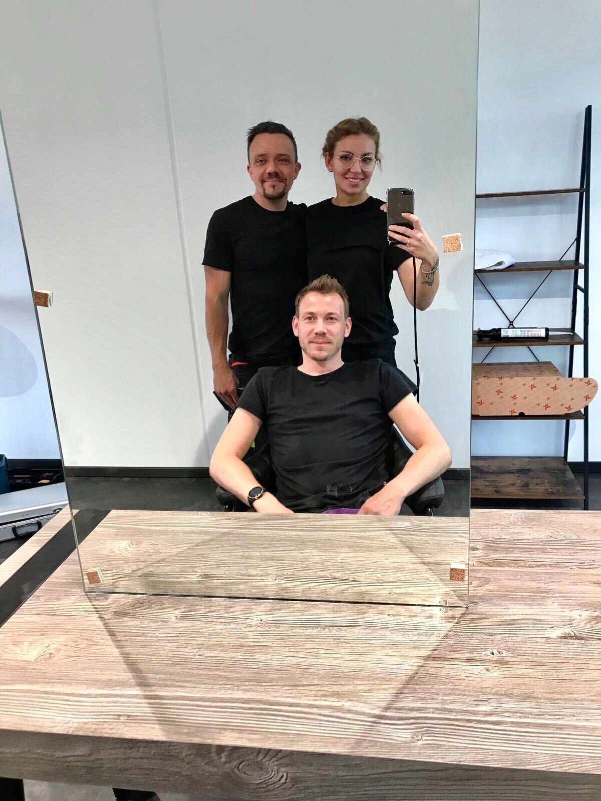 MA Friseure - Team