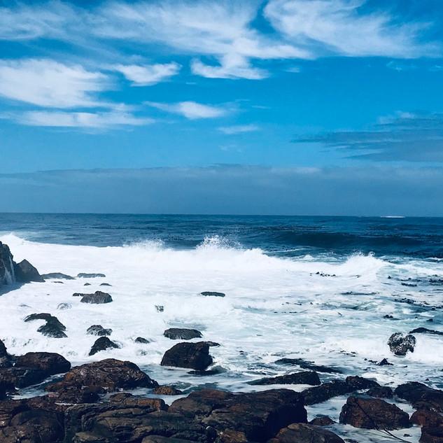 Südafrika Kap und Meer
