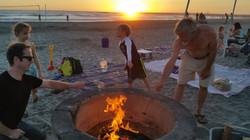 Y&FM Beach Party
