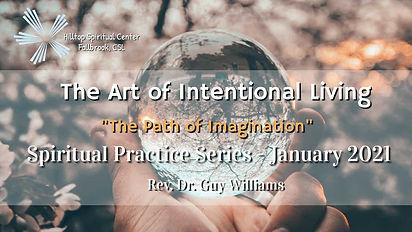 Art of intentional living