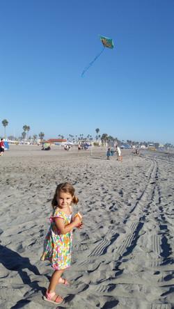 Marigold Kite Flying-Y&FM Beach Party