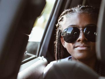 Parenting Behind The Wheel