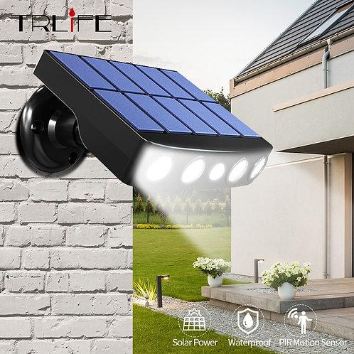 Powerful Solar Light Outdoor Motion Sensor Waterproof Garden LED Lamp Spotlight