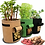 Thumbnail: 3 Size Plant Grow Bags Garden Potato Greenhouse Vegetable Growing Container