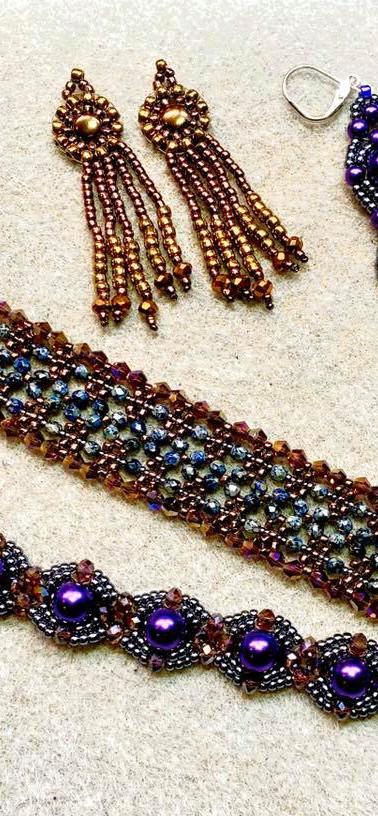 Beaded Jewelry Assortment