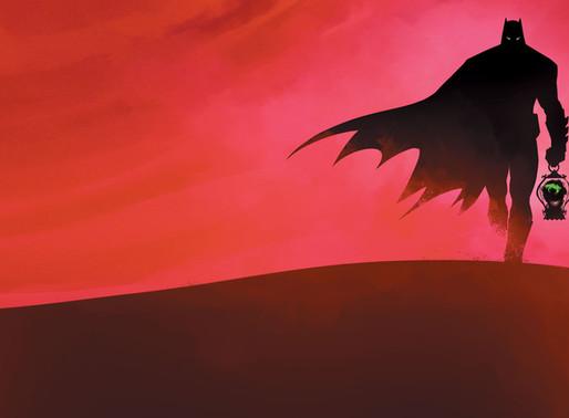 Batman: O último Cavaleira da Terra