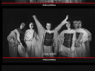Custom Motion Trail Photography for Shiseido