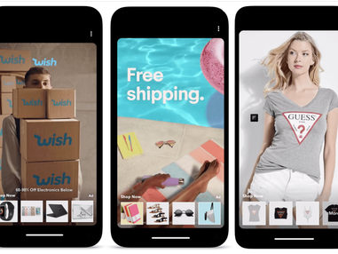 Snapchat Goes All-in on E-commerce with Augmented Reality