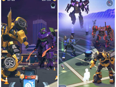 """Niantic to launch """"Transformers"""" AR Game"""