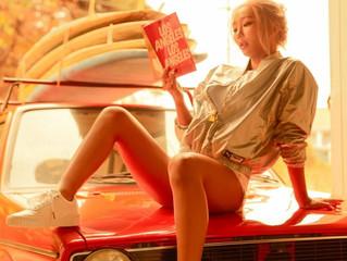 FOTOBOX CO. K-POPPED!  Puma #CaliTravelog X Hyolyn