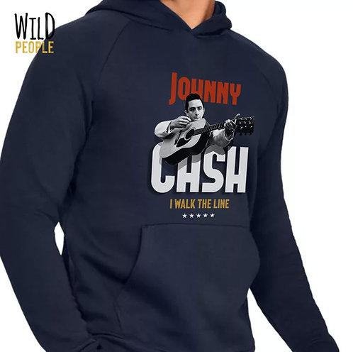 Moletom Johnny Cash