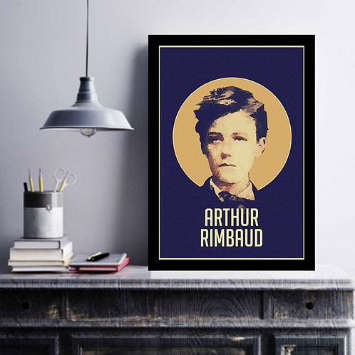 Quadro do Arthur Rimbaud