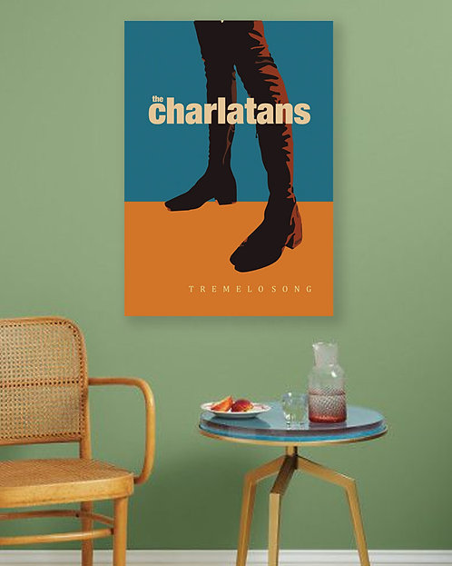 Poster The Charlatans