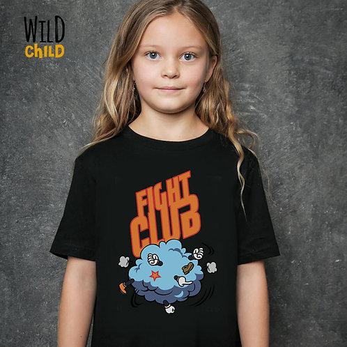 Camiseta Infantil Fight Club - Wild Child