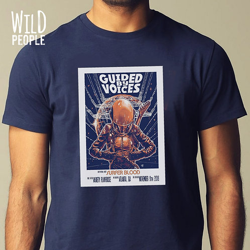 Camiseta Guided by Voices