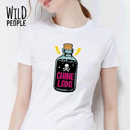 Camiseta Chinelada - Veneno